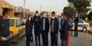 ورودی گچساران از سمت خوزستان مسدود شد