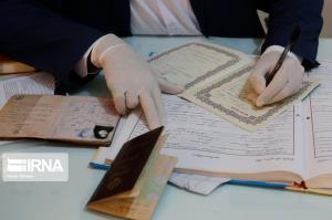 نرخ طلاق در استان قزوین ۷.۶ درصد کاهش یافت