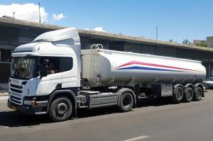 ۲۴۵ تانکر حامل سوخت در مرز تمرچین پیرانشهر تعیین تکلیف شد