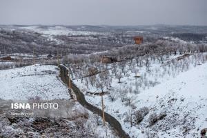 بارش برف و وقوع کولاک در ۴  استان؛ هوای تهران آلوده میشود