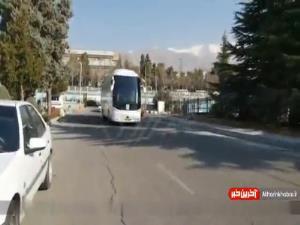 حال و هوای محل انتخابات فدراسیون فوتبال