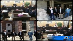 تسریع در تکمیل درمانگاه مهران مطالبه به حق بیمه شدگان است