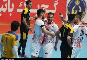 روایت تصویری از دیدار تیمهای گیتیپسند اصفهان و اهورا بهبهان