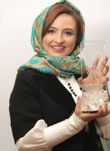 گلاره عباسی از تجربه نقشآفرینی در فیلم «ابلق» میگوید