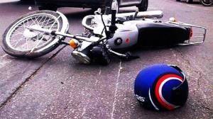 موتورسوار دیّری بر اثر برخورد با بلوار جان باخت