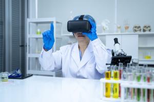 کاهش درد با کمک واقعیت مجازی!