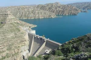هشدار رهاسازی آب سد کوثر از صبح چهارشنبه