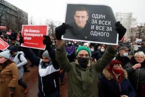 گزارشگر سازمان ملل: روسیه ناوالنی را مسموم کردهاست