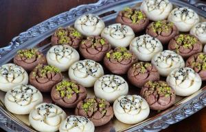 شیرینی آردی؛ عصرانه خلاقانه برای روز های تعطیل