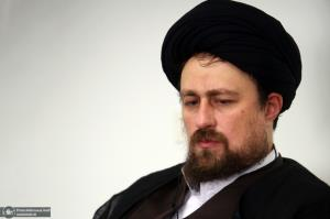 پیام سید حسن خمینی به عبدخدایی