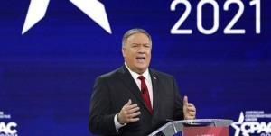 واکنش پمپئو به تصمیم بایدن درباره تحریم تسلیحاتی ایران
