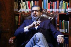 صادق خرازی: هرکس از خانه قهر می کند کاندیدای ریاست جمهوری میشود
