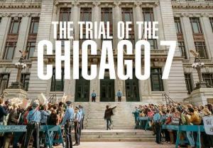 نگاهی به فیلم «دادگاه هفت شیکاگویی»؛ آمریکاییترین فیلم انتقادی هالیوود