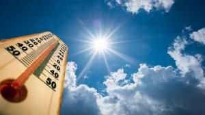 گرم شدن هوا در استان همدان