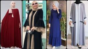 مدل های کلاسیک مانتو عربی