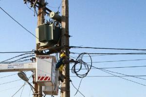 سرقت ۹ میلیارد تومانی تجهیزات برق در کرمانشاه