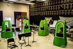 برگزاری کلاس های موسیقی در دوران کرونا