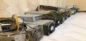 ٣ دستگاه ماینر استخراج بیت کوین در چابهار کشف شد