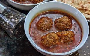 کوفته قزوینی یک غذای اصیل و پرطرفدار