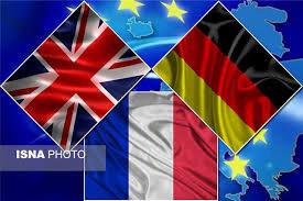 خبرگزاری فرانسه: تروئیکای اروپایی این هفته قطعنامه ضد ایرانی را به رای خواهند گذاشت