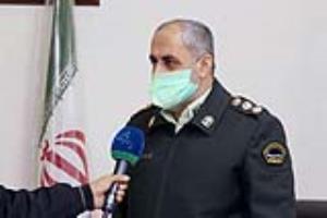 دستگیری سارق منازل نوشهر