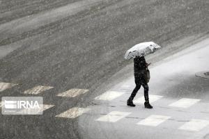 برف و باران دوباره آذربایجانشرقی را فرا میگیرد