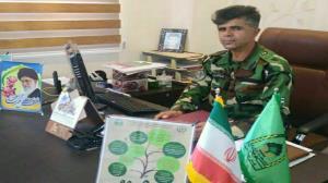 رفع تصرف اراضی ملی در منوجان