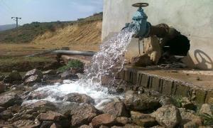 آبرسانی به ۲۲ روستای محروم همدان به پایان رسید
