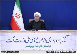 روحانی: برجام از بس بزرگ بود دنیا توطئه کرد کمر آن را بشکند