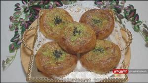 آموزش تهیه نان صبحانه کرمانی