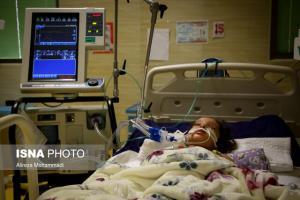 آخرین وضعیت کرونایی بیمارستان کودکان اهواز