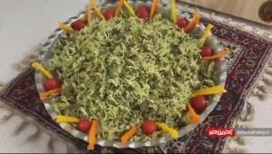 آموزش تهیه کلم پلوی کرجی توسط سرآشپز جواد جوادی