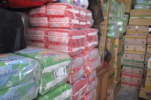 اهدای تجهیزات بهداشتی به زلزلهزدگان سیسخت