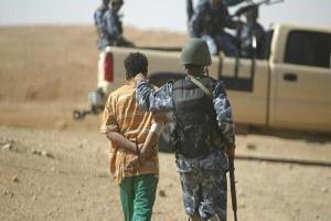 بازداشت منشی دیوان داعش در بغداد