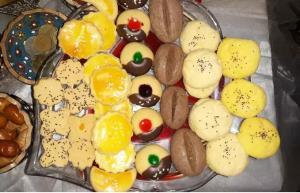 آموزش تهیه شیرینی خشک دادلی خانگی