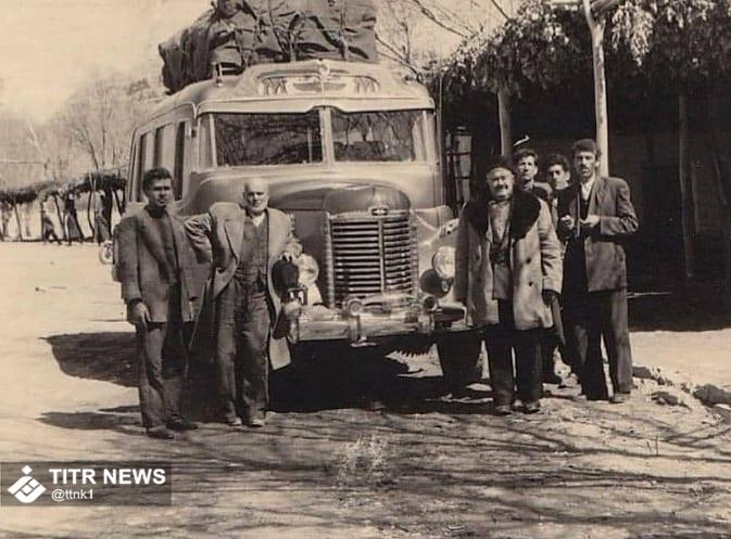 سفر زائران مشهدی در دهه 30