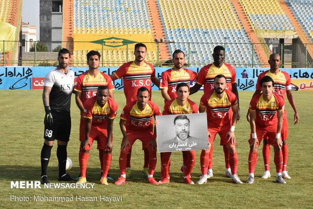 فولاد خوزستان میزبان العین امارات شد
