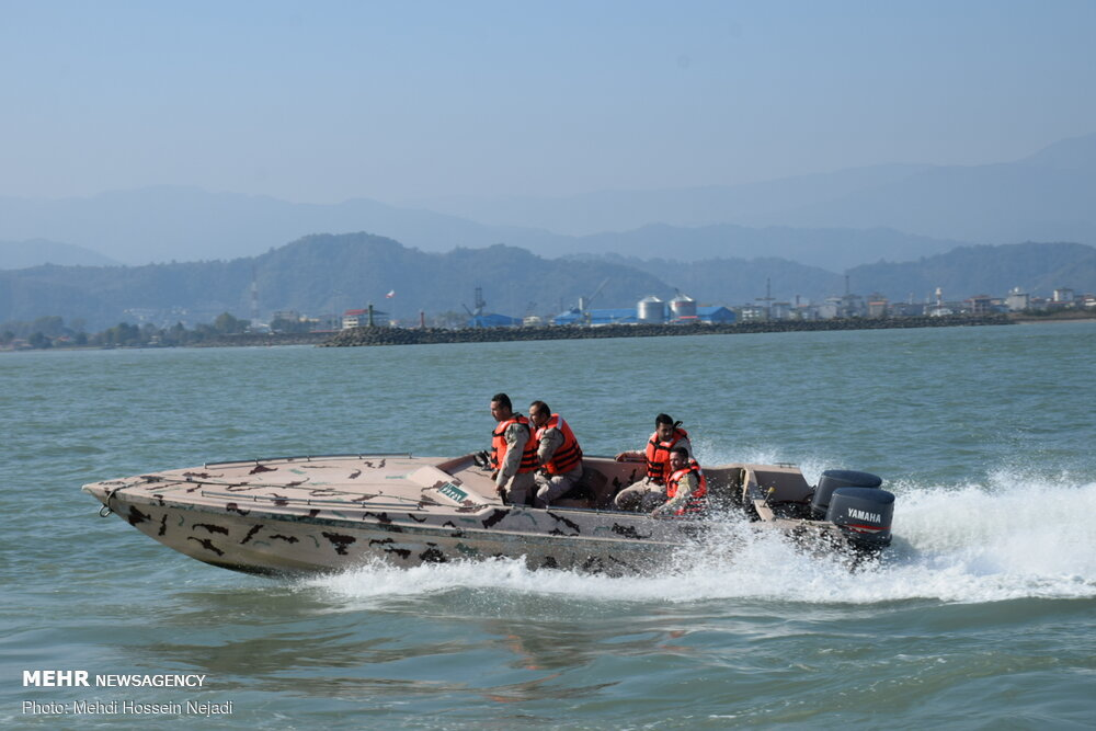رونق و امنیت تجارت در مرز دریایی آستارا