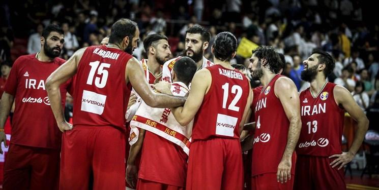 تیم ملی بسکتبال بازی افتتاحیه المپیک را برگزار میکند
