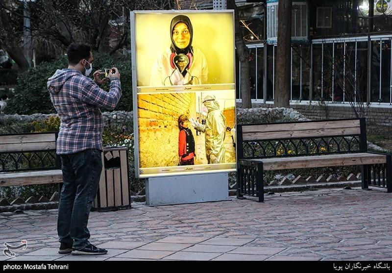 نمایشگاه تصویر سال در خانه هنرمندان