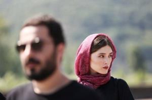 قلب نوید محمدزاده پای پست فرشته حسینی بازیگر سریال «قورباغه»