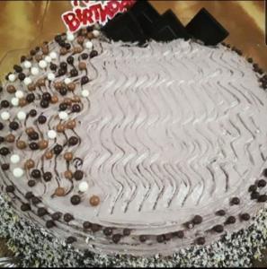 کیک تولد آقامون