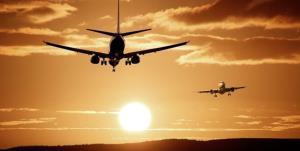 فرود اضطراری هواپیمای هندی در کراچی
