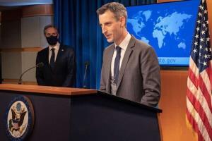 آمریکا: از پاسخ منفى ایران به میانجیگرى اروپا ناامید شدیم