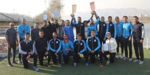 نایب قهرمانی تیم قایقرانی خراسان شمالی در لیگ برتر