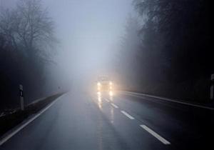 جادههای مازندران، بارانی، برفی و مه گرفته