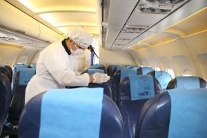 کاهش 43 درصدی پروازهای خارجی و داخلی در سال جاری