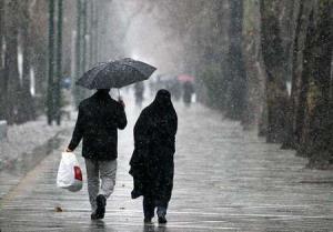 جزییات ورود سامانه بارشی جدید از اواخر هفته جاری