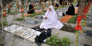 پذیرش ۳۹۹  فوتی طی بهمن ماه در آرامستانهای قزوین