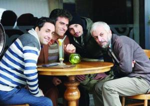 حرکات بروسلی حبیب و رفقا در سریال «فوق لیسانسه ها»